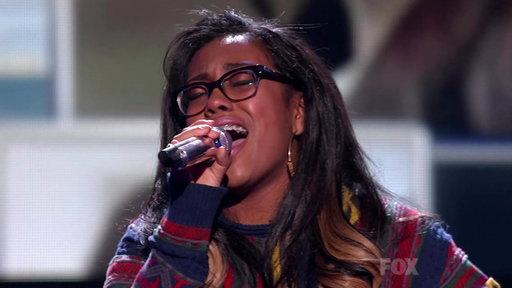"Top 8 Redux Results: Malaya Watson ""I Am Changing"""