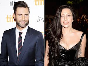 Adam Levine Slams Lady Gaga in Twitter Feud Says She's Not an Artist?