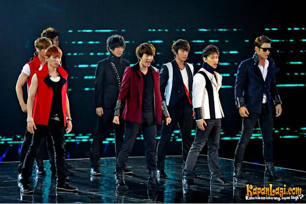 Super Show 4 Indonesia