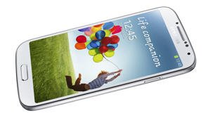 Samsung galaxy s4 smartphone android