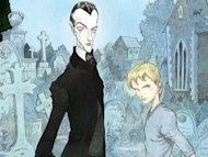 "Gaiman's ""The Graveyard Book"" movie"