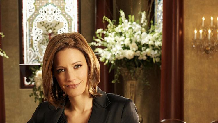KaDee Strickland stars as Annie Bell in The Wedding Bells.