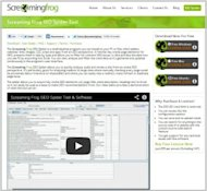 30 Of The Best Tools For Enterprise SEO image screamingfrog 300x276