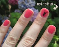 Nail tattoos are all the rage. Find out how these work and why we love them, here.