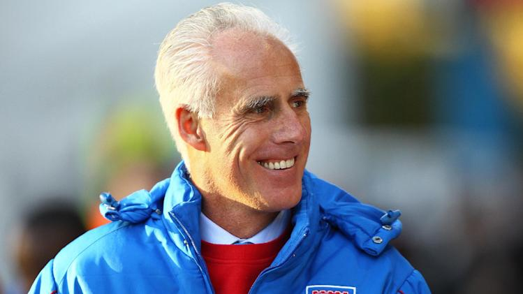 Mick McCarthy was pleased with a winning start to life as Ipswich manager