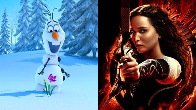 'Frozen' Chills 'Fire' at Box Office