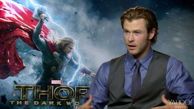 'Thor: The Dark World' Insider Access: Thrills and Laughs