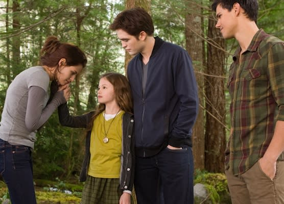 'Breaking Dawn - Part 2' Banks $30.4 Million in Midnight Grosses