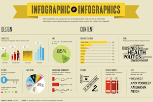 The Art of Infographics for Biz Dev image Infographic about infograpichs