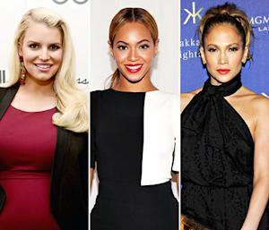 Jessica Simpson, Beyonce, and Jennifer Lopez Named on Most Powerful Working Moms List