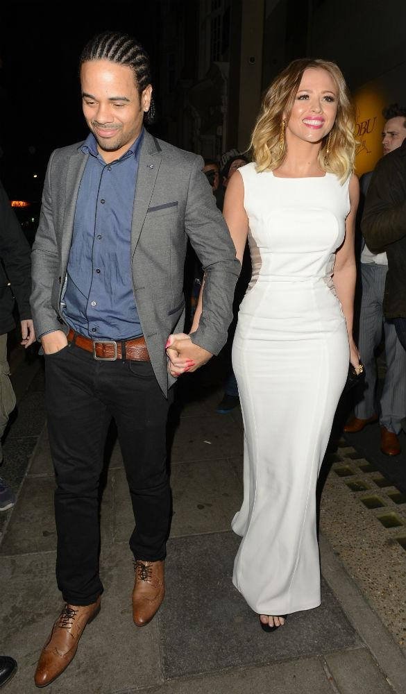 Kimberley Walsh Announces That She's ENGAGED!