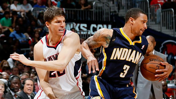 Indiana Pacers v Atlanta Hawks - Game Three