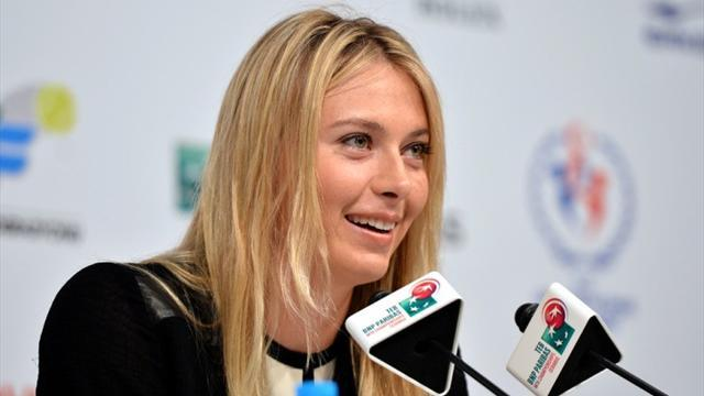 Australian Open - Maria Sharapova against rewarding early losers