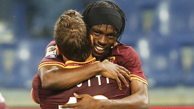 Gervinho has been rejuvenated at Roma (Reuters)