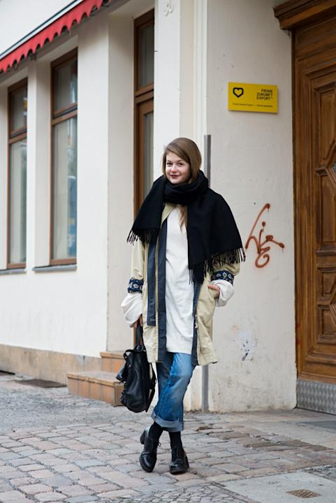 Mix and Match Winter Look