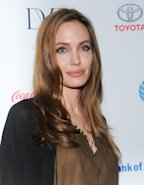 Angelina Jolie at 4th Annual Women in the World Summit in New York on Thursday