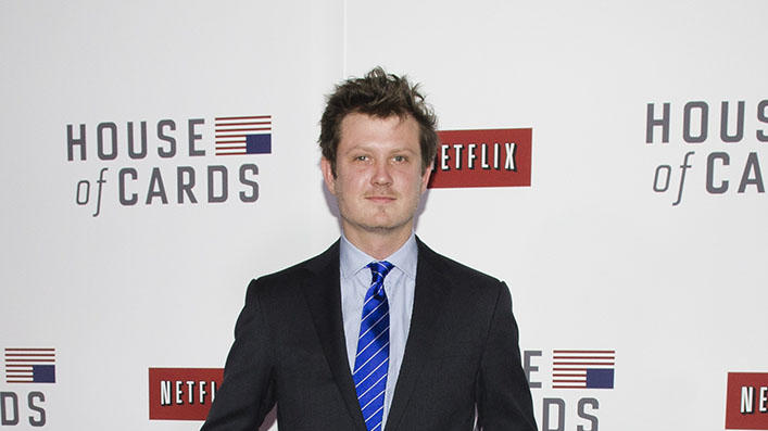 "Netflix's ""House Of Cards"" Washington DC Screening: Beau Willimon"