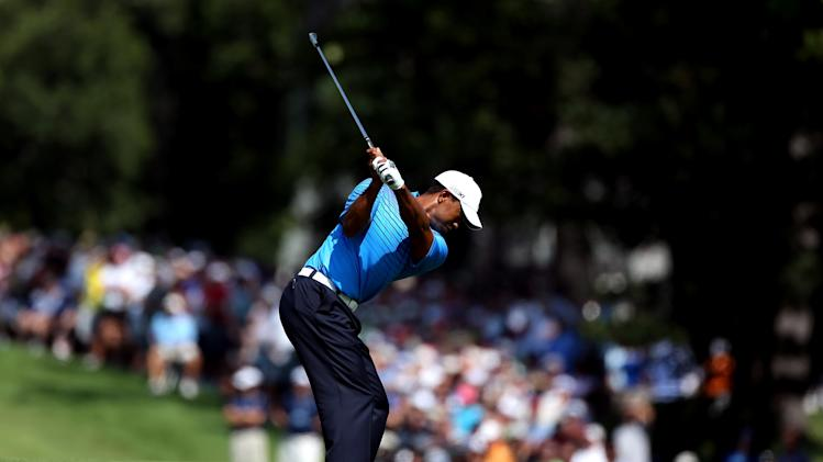 Deutsche Bank Championship - Round Two