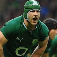Sean O'Brien is ready to face the All Blacks in Christchurch