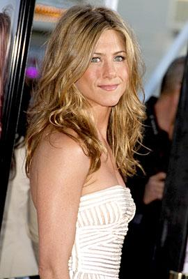 Jennifer Aniston at the Westwood premiere of Universal Pictures' The Break-Up