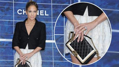 J.Lo Rings Up New Engagement Rumors