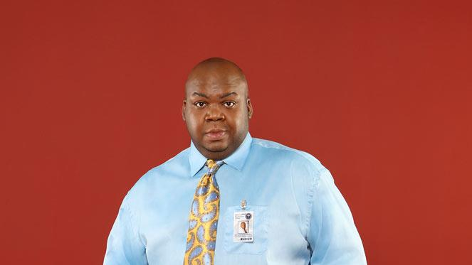 "Windell D. Middlebrooks stars as Dr. Curtis Brumfield in ""Body Of Proof."""