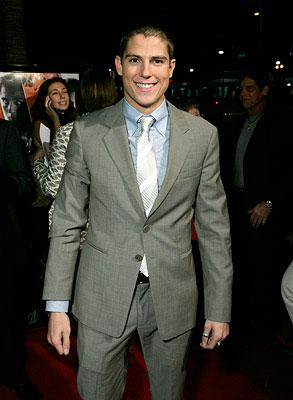 Sean Faris at the Los Angeles premiere of Summit Entertainment's Never Back Down