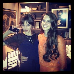 Alexa Chung And Lana Del Rey Are The New 'Who Knew?' Friends: PHOTO