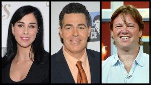 Sarah Silverman, Adam Carolla Launching YouTube Channels With Veteran Comedy Producer (Exclusive)
