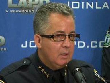 LAPD Offering $1 Million in Hunt for Accused Cop Killer