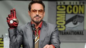 'Iron Man 3' Picks Back Up after RDJ Injury