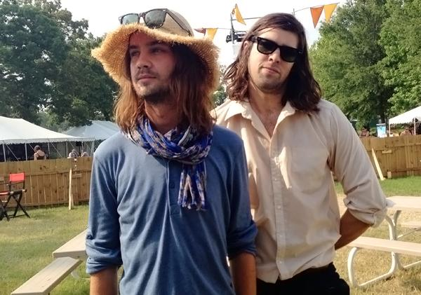 Tame Impala on Touring, Success and Festival Crowds