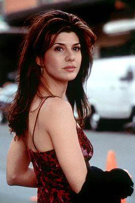 Marisa Tomei as Jane's friend Liz in 20th Century Fox's Someone Like You