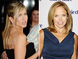 "Jennifer Aniston Disses Katie Couric: ""Is She a Legitimate Journalist?"""