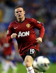 Wayne Rooney claims the injury sustained to his thigh against Fulham could have been more serious