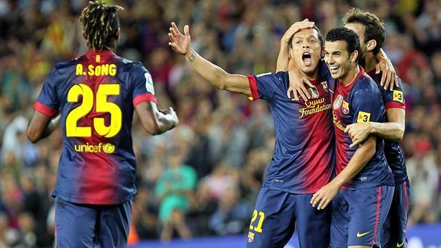 Liga - Adriano and Thiago set for Barca return