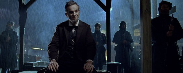 Daniel Day-Lewis in 'Lincoln'