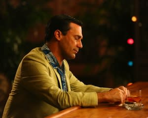 Ratings: Mad Men Returns Down Slightly