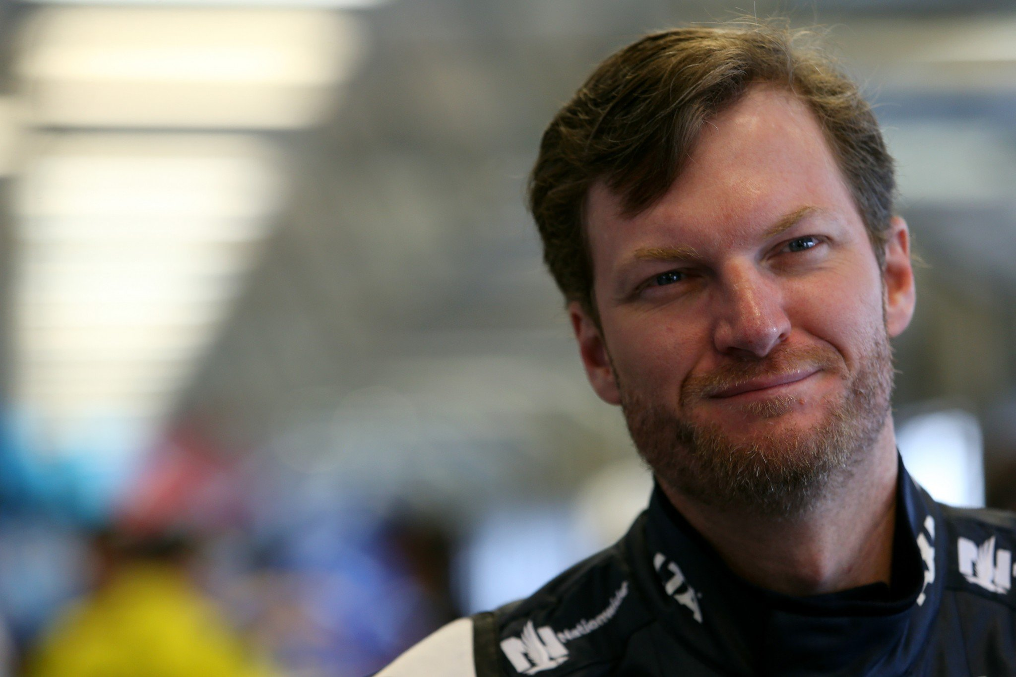 Earnhardt Jr. said he has been experiencing nausea and balance issues (Getty).