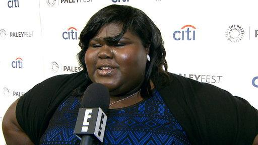Gabourey Sidibe's Big Announcement