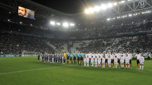 Juventus cash in on Europe despite fewer fans