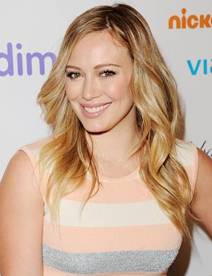 "Hilary Duff Talks Sex After Baby: ""It's Definitely Different"""