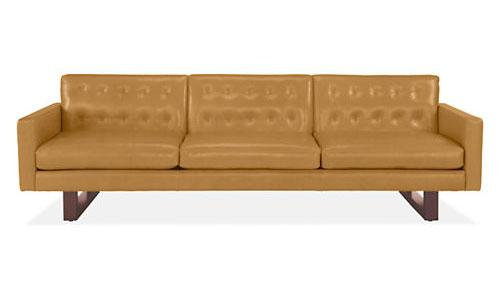 Wells Leather Sofa, $3499
