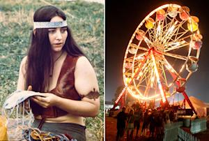 Woodstock or Bonnaroo: Where Are These Photos From?