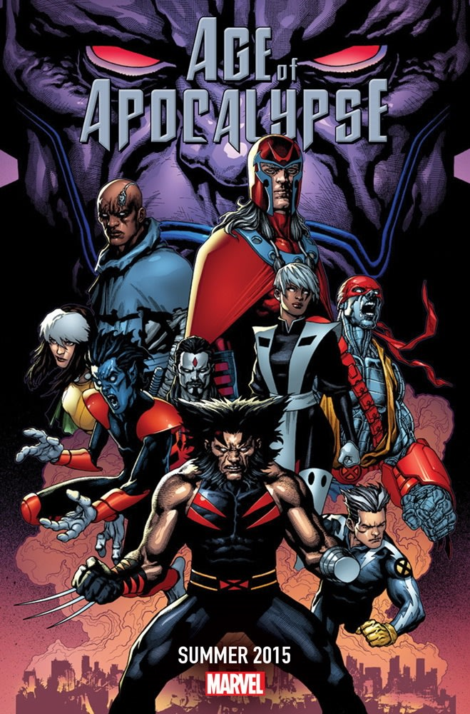 Marvel Teases AGE OF APOCALYPSE for Summer 2015