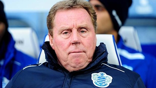 Harry Redknapp (PA Photos)
