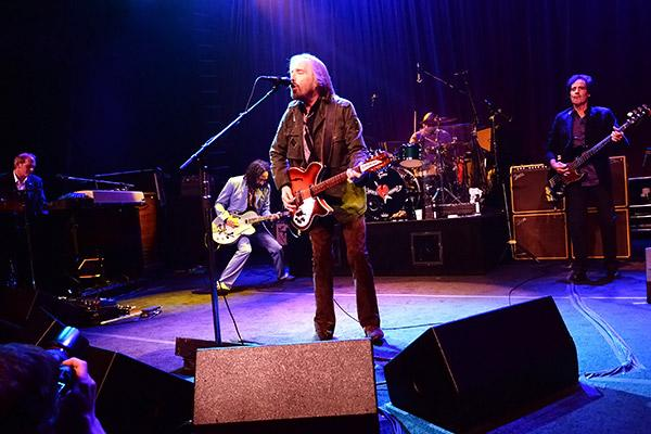 Tom Petty Show Cut Short by Fire Marshal