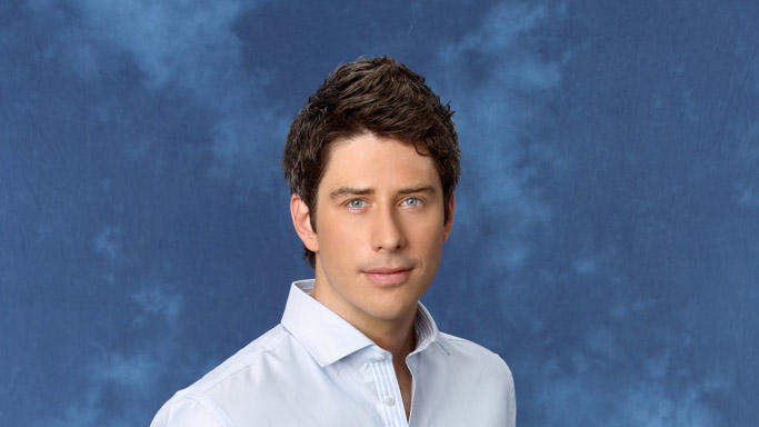 "Arie, 30, a race car driver from Scottsdale, AZ is featured on the 8th edition of ""The Bachelorette."""