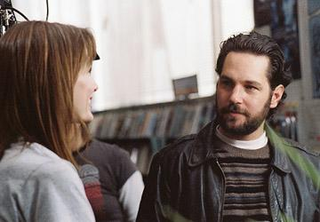 Mischa Barton and Paul Rudd in Cyan Pictures' The Oh in Ohio