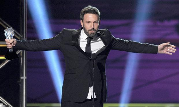 Ben Affleck Goes For Gracious Post-Oscar Passover